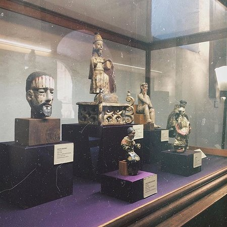 Yuriria, Mexico: a display of artifacts