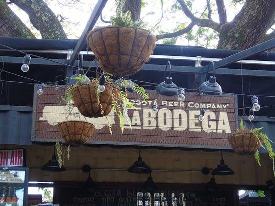 BBC Bodega Parque Cocina Al Aire Libre