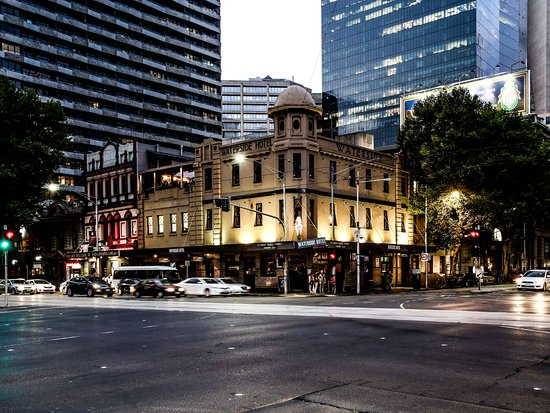 The Waterside Hotel Melbourne Central Business District Restaurant Reviews Phone Number Photos Tripadvisor