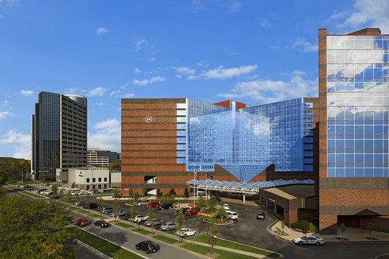 Sheraton Indianapolis Hotel at Keystone Crossing $190 ...