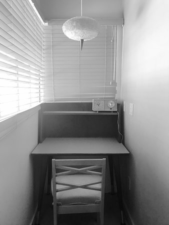 The Hideaway: Cute little alcove, Room 112