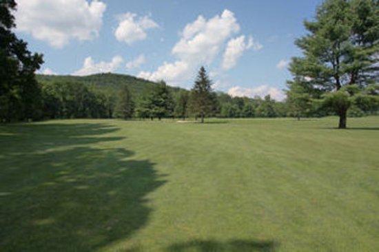 Tunkhannock, Pensylwania: Golf course