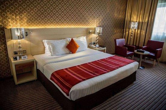 Saffron boutique hotel dub i emiratos rabes unidos for Saffron boutique hotel dubai