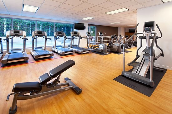 Sheraton Grand Sacramento Hotel: Health club
