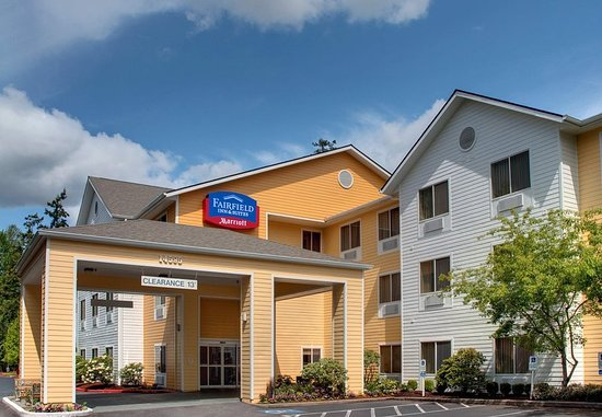 Fairfield Inn & Suites Seattle Bellevue/Redmond: Exterior