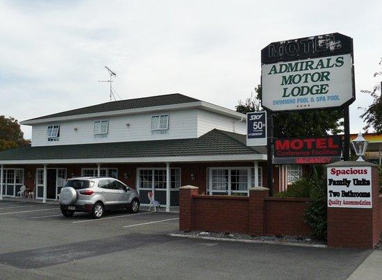 ADMIRALS MOTOR LODGE - UPDATED 2018 Motel Reviews & Price Comparison ( Blenheim) - TripAdvisor
