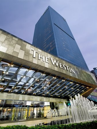 The Westin Beijing Chaoyang: Exterior