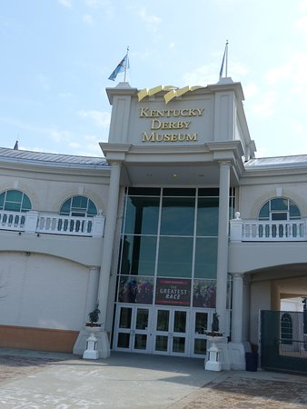Kentucky Derby Museum: Museum Entrance