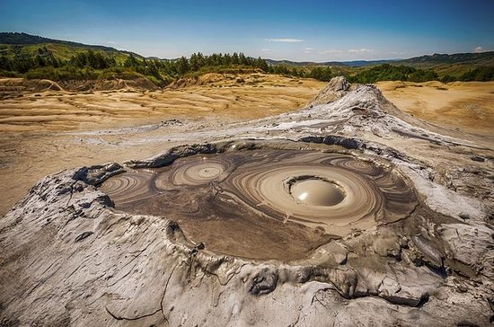 Private Bucharest Muddy Volcanoes and...