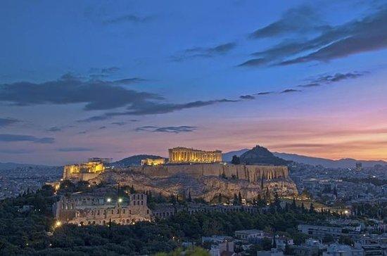 Piraeus port to Athens city center hotels (MiniVan, 1-7 passengers)