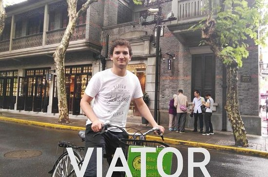 Shanghai Klassische Fahrradtour