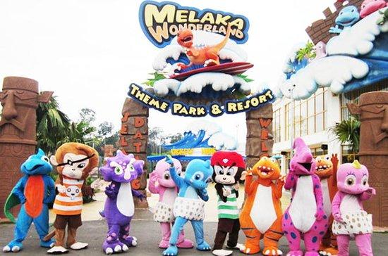 Pase de 1 día a Melaka Wonderland