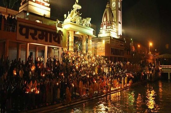 Spiritual Haridwar with Rishikesh...