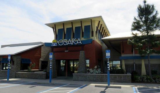 Osaka Japanese Steakhouse Sushi Panama City Beach Fl