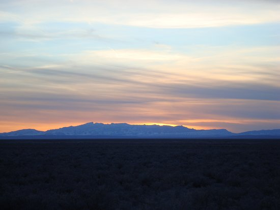 Hinckley, Юта: West Desert Sunset