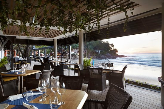 The Boathouse Restaurant : Al fresco sitting