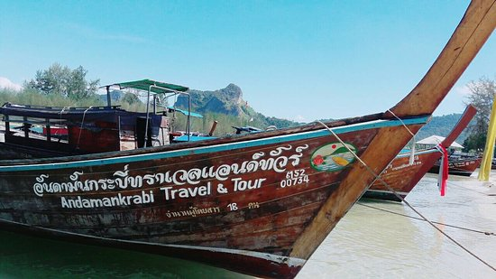 Andaman Krabi Travel & Tour