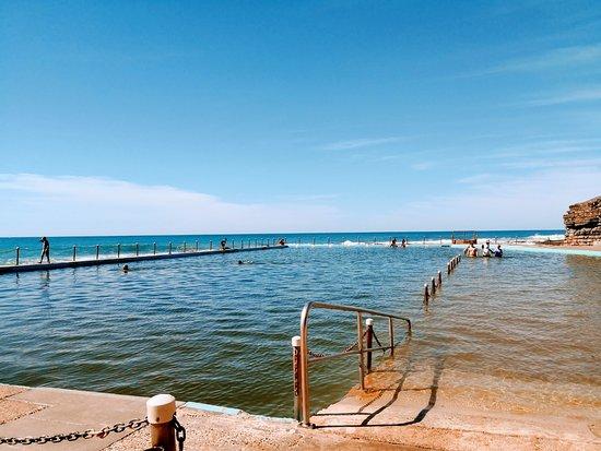 Bilgola, Australia: Rock pool