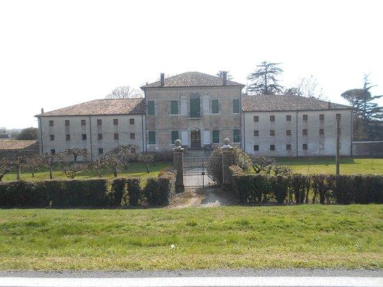 Villa Mocenigo Randi, Gorgo, Cartura