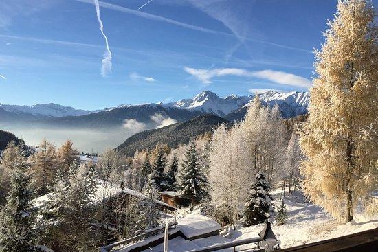 ไรท์เบซีเฟลด์, ออสเตรีย: Ausblick Winter