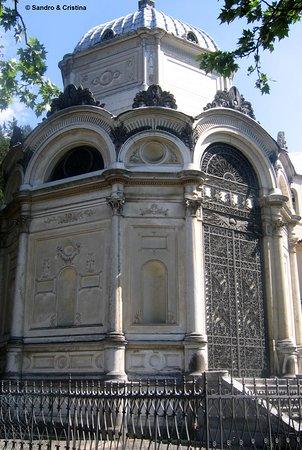 Rovereto, Italie : Mausoleo Tacchi
