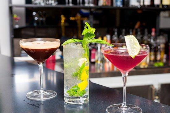 Como, Australia: Fresch Restaurant Cocktails
