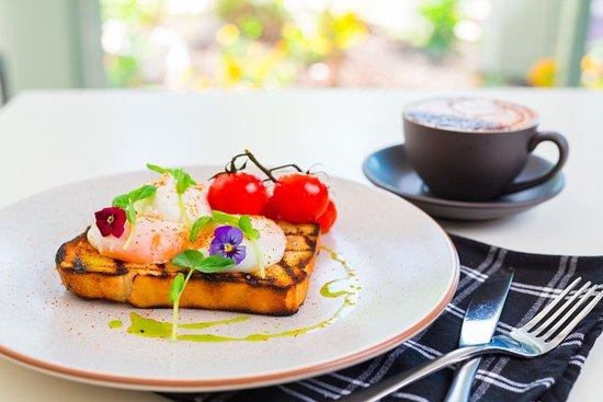 Como, Australia: Fresch Restaurant Breakfast