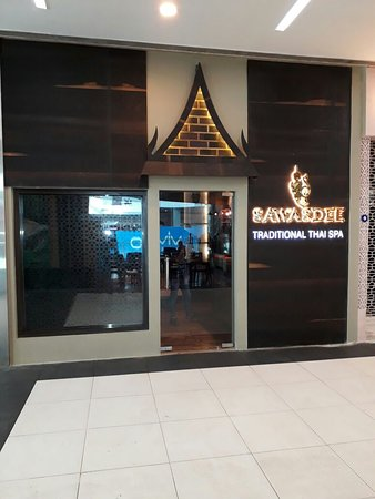 Sawasdee Traditional Thai Spa, Elante Mall
