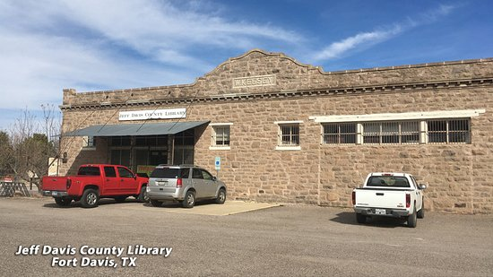 Jeff Davis County Library