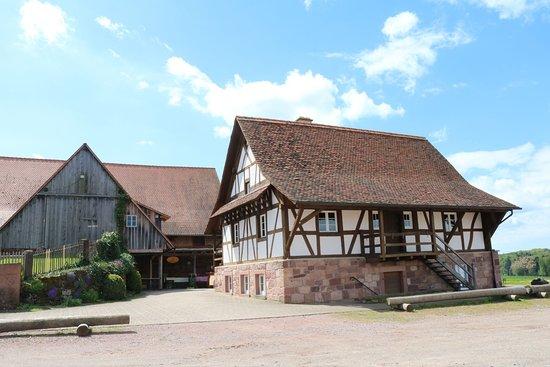 """Freiamt, Jerman: Heimatmuseum """"Bäule"""""""