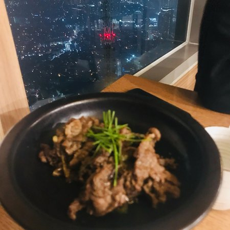 Namsan Tower Restaurant Reviews