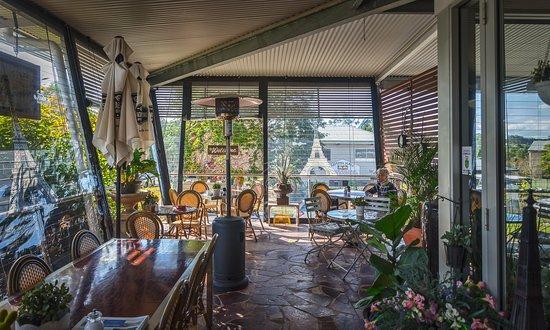 Cooroy, Australia: Relaxing atmosphere