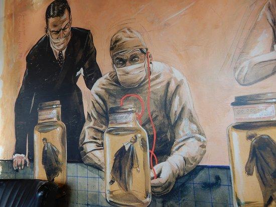Meerhout, เบลเยียม: Kunstwerk van Els