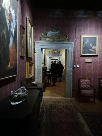 Castel Madama, Италия: una delle tante magnifiche stanze