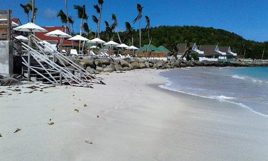 Beach - Picture of Les Ilets de la Plage, St. Barthelemy - Tripadvisor