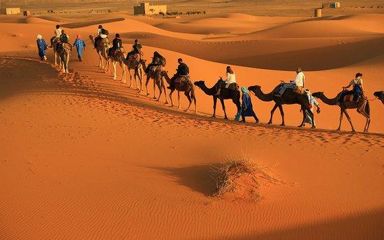 Moroccan Sahara Tours