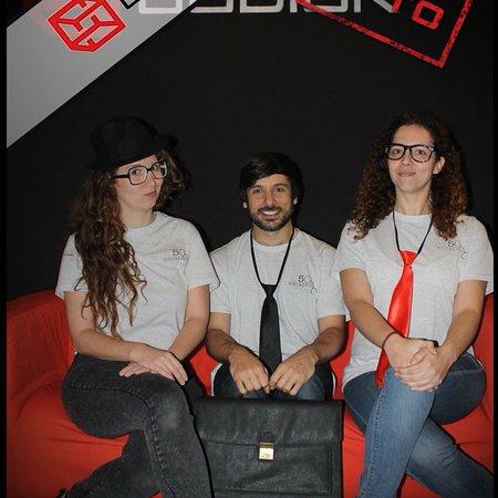Cubik Madrid Escape Room