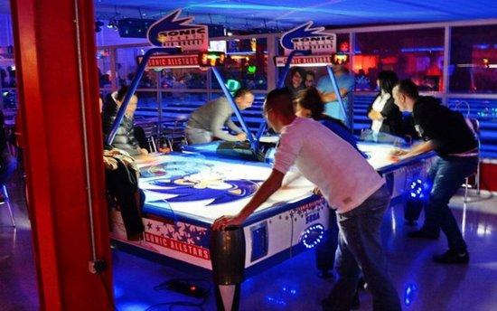Bowling De La Praille : Jeux Du0027arcade