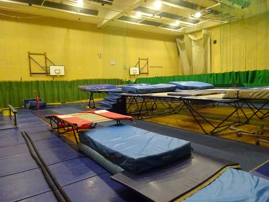 Highly Sprung Trampolining Club
