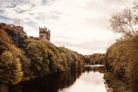Дарем, UK: Durham City Views