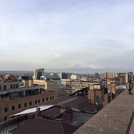 Reception foto di 14th floor hotel yerevan tripadvisor for 14 floor hotel yerevan