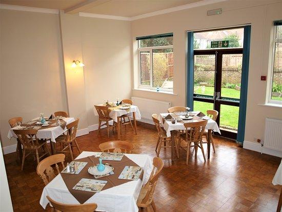 St. Margaret's Lodge: Breakfast room