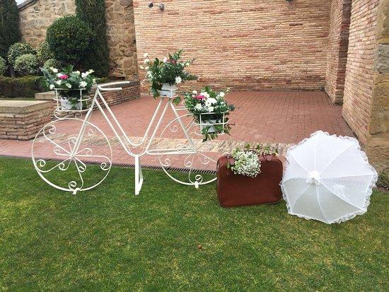 Restaurante delicatto decoraci n ceremonia civil picture for Decoracion logrono
