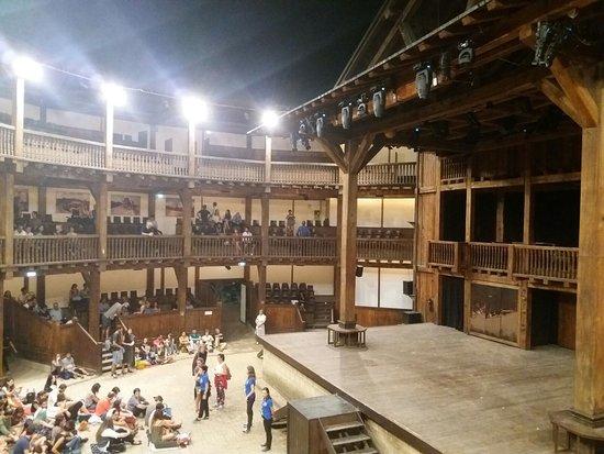 Silvano Toti Globe Theatre Roma: Globe Theatre Roma