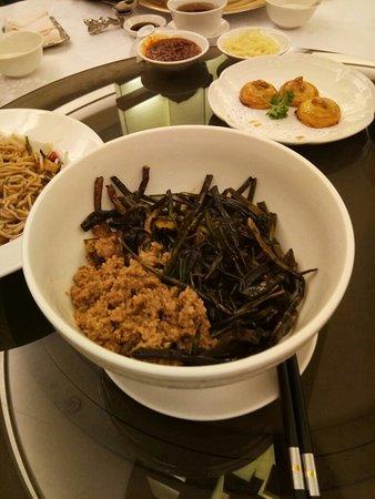 Dinner at Shanghai Restaurant