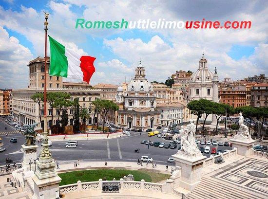 Rome Shuttle Limousine
