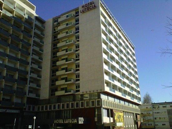 Hotel lutecia picture of lutecia smart design hotel for Decor hotel lisbon