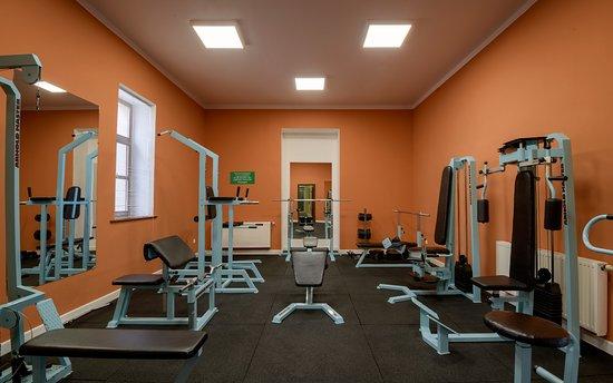 Paradfurdo, Hongaria: Fitness