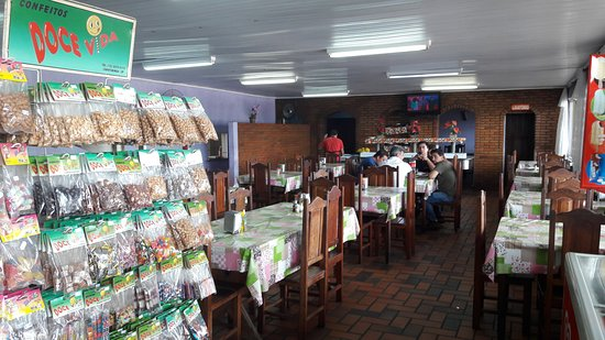 Angatuba, SP: Interior