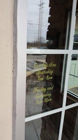 Mimi S Cafe Chesterfield Menu